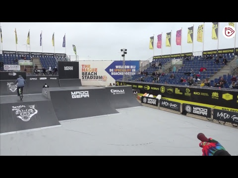 Pro Freestyle The Hague 2018 - UCI BMX Freestyle Qualification