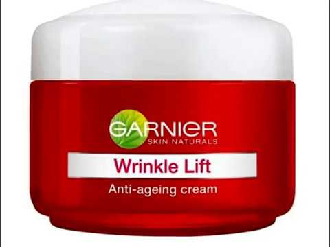 garnier anti ageing cream youtube. Black Bedroom Furniture Sets. Home Design Ideas