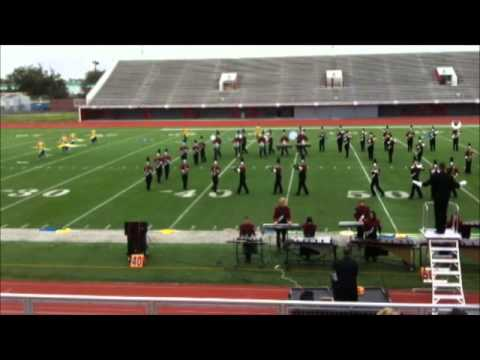 Movement 1,2,3 SCWest Marching Band, West Jefferson High School Competition