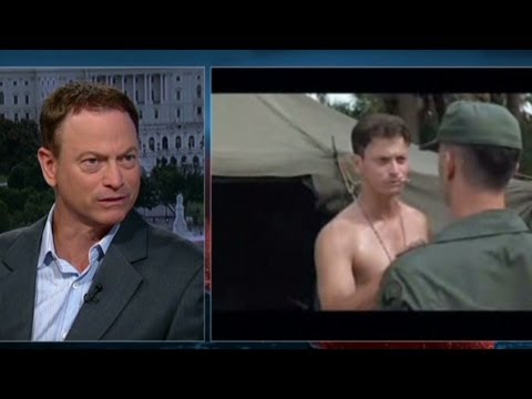"""Gary Sinise: """"Lt. Dan"""" is a part of my life"""