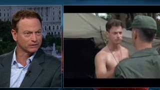 "Gary Sinise: ""Lt. Dan"" is a part of my life"