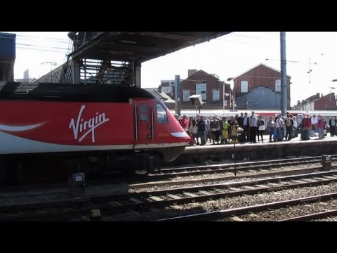 HST fails to stop at Doncaster