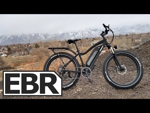 Himiway Cruiser Review - $1.5k Multi-Purpose Fat Tire Ebike