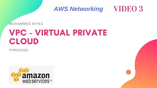 VPC | How to Create a VPC | Virtual Private Cloud | AWS Networking | Video 3