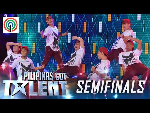 Pilipinas Got Talent Season 5 Live Semifinals: Mastermind - Dance Group