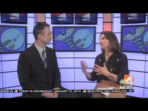 Flu Season - Good Morning Utah with Dr. Jason Church