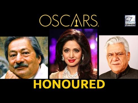 Indian Actors Who Are Honoured At The Oscars