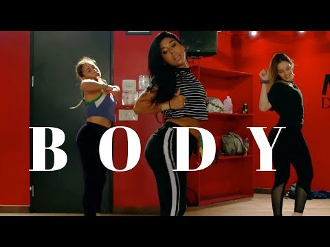 Body - Loud Luxury Ft Brando Dance Video | @DanaAlexaNY Choreography