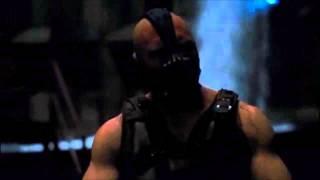 Differenza doppiaggio Bane ITALIANO - INGLESE (Il Cavaliere Oscuro il Ritorno)