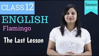 the last lesson 12 in hindi   WITH NOTES