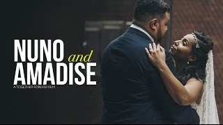 Nuno and Amadise Wedding Film at The State Room in Boston, MA
