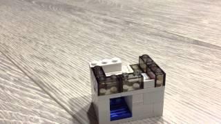 как сделать Lego soda аппарат