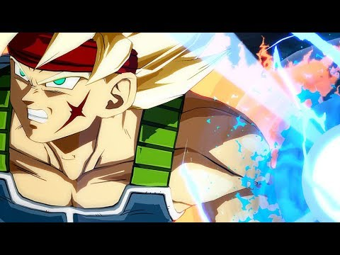 The Intros for BOTH Broly and Bardock + New Images as well!