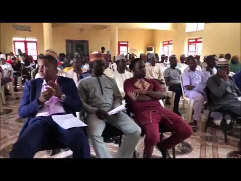 Omoyele Sowore (Pt 1) Birnin Kebbi Townhall Meeting at City Guest inn