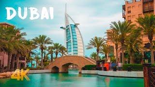 Dubai in 4k - City of Dreams