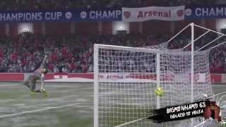 FIFA 15 | GOLAZO DE VOLEA | JP [PARTE2]