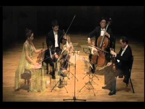 Smetana String Quartet No1 ( from My Life) Seoul String Quartet