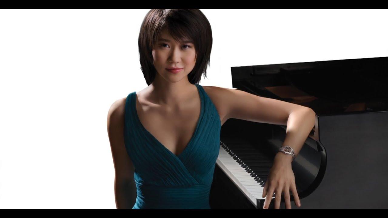 Yuja Wang n Kavakos Leonidas - Ravel - Piano - Violin