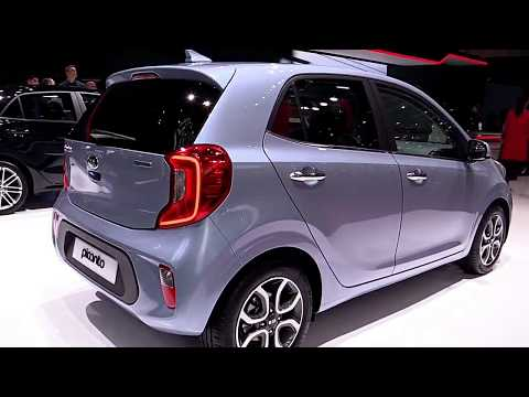 2018 kia picanto premium features new design exterior and interior first impression youtube. Black Bedroom Furniture Sets. Home Design Ideas