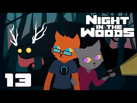 Let's Play Night In The Woods - PC Gameplay Part 13 - Too Close To Home...