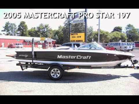 2005 MASTERCRAFT PRO STAR 197 for sale in Angola, IN