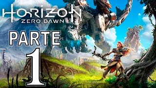 Horizon: Zero Dawn | Gameplay en Español Latino | Parte 1 - No Comentado (PS4 Pro 1080p 60FPS)