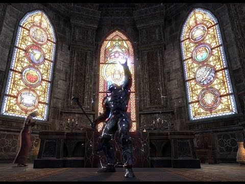 The Elder Scrolls Online Let\'s Talk; Light Armor