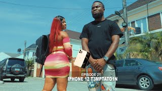 Download Sirbalo Clinic Comedy - IPHONE 12 T3MPTAT1ON - SIRBALO COMEDY ft THECUTEABIOLA ( EPISODE 27 )