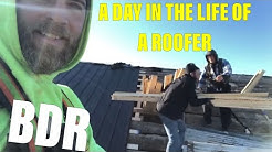 a day in the life of a roofer