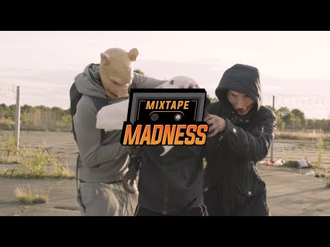 FDot x Little Katty - Statement (Music Video) | @MixtapeMadness