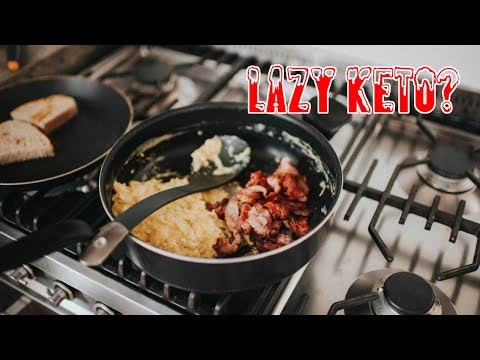what-is-lazy-keto,-and-should-you-try-it?