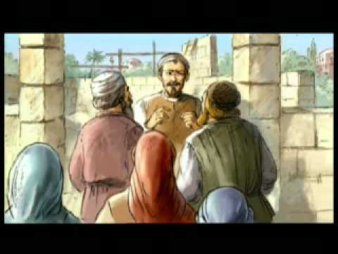 """הרמב""""ם - סרט אנימציה - The Rambam, 'Maimonides' - A cartoon movie"""