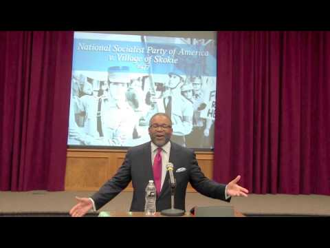 Dr. Vincent Presents on Academic Free Speech