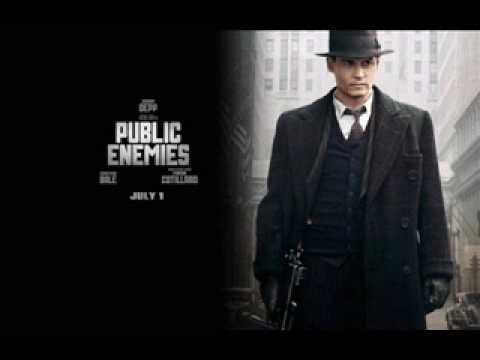 Public Enemies OST #15 JD Dies