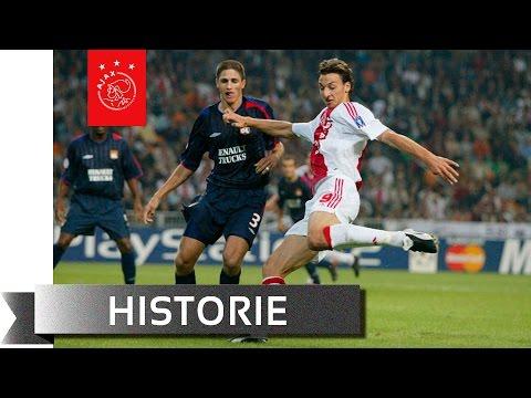 Overzicht: Ajax - Olympique Lyon
