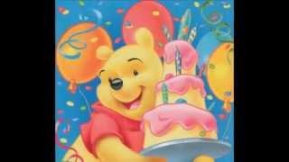By Saltanat: С Днем рождения я, и я поздравляю тебя!