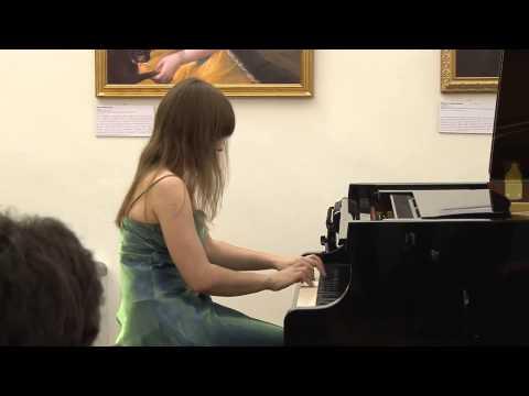 Anna Fedorova - F. Chopin Ballata N.4 Op.52 - Ass. Mozart Italia