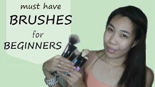 MUST HAVE BRUSHES for BEGINNERS II byJes Thumbnail