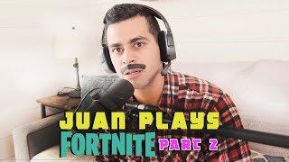 JUAN PLAYS FORTNITE 2   David Lopez