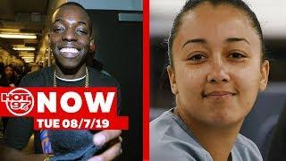 Bobby Shmurda + Cyntoia Brown Prison Update & Toni Morrison