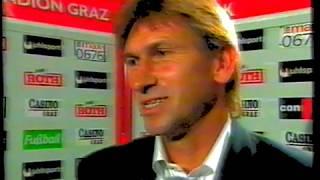 GAK - Sturm Graz 0:4 - Saison 1997/98