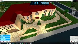 ROBLOX | Welcome to Bloxburg: 200k Mansion Remake Tour!