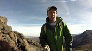 Climbing Mt. Ngauruhoe