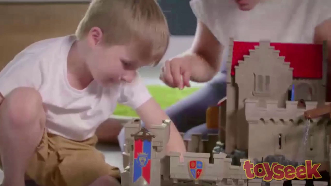 Playmobil Royal lion knight/'s Castle-chevaliers 6000