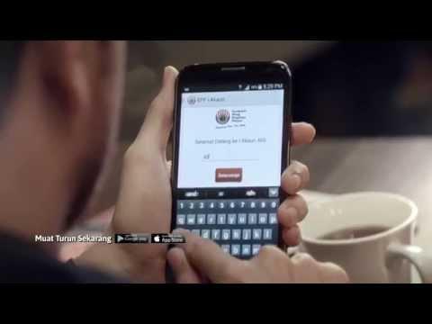 EPF i-Akaun Sekarang Untuk iOS