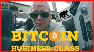 This week we book all of our tickets and hotels with Bitcoin! A pro...