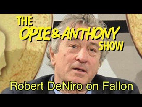 Opie & Anthony: Robert DeNiro on Fallon (03/03/09)