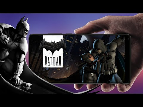 Download Batman - The Telltale Series On Your Android Smartphones