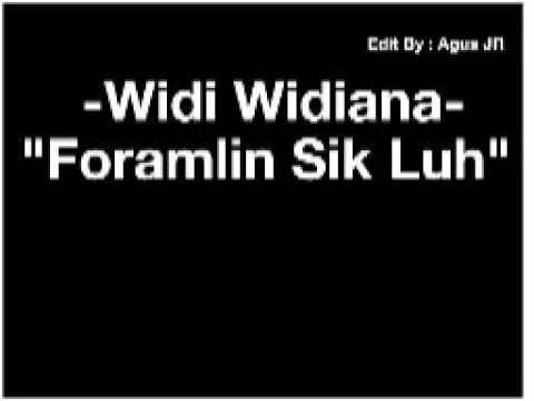 Formalin Sik Luh - Widi Widiana ( Karaoke No Vocal )
