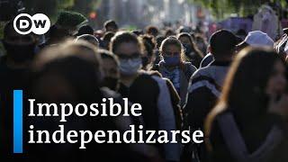 Jóvenes adultos no loġran independizarse